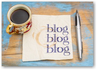 Writing and Promoting Your Weekly Blog Post